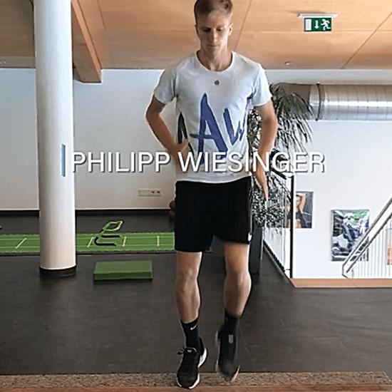 alinus Trainingssequenzen von Philipp Wiesinger