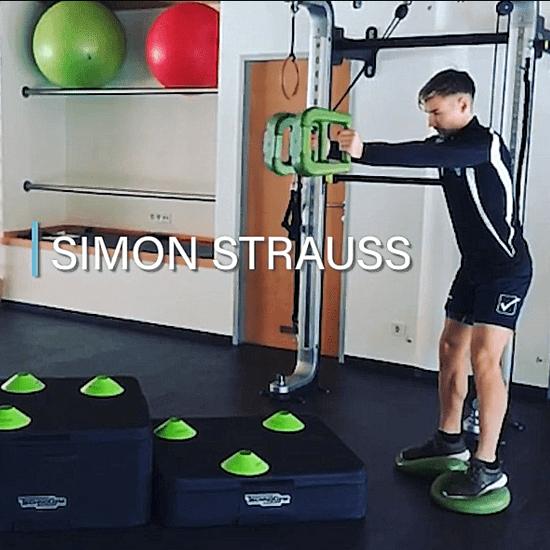 alinus Trainingssequenzen von Simon Strauss
