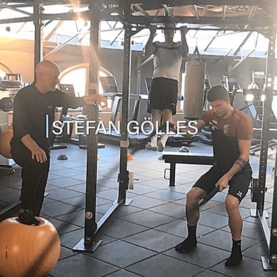 alinus Trainingssequenz Stefan Gölles