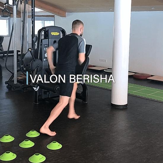 alinus Referenz Valon Berisha