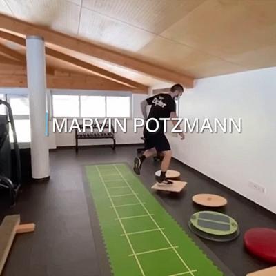 alinus Sporttherapie von Marvin Potzmann